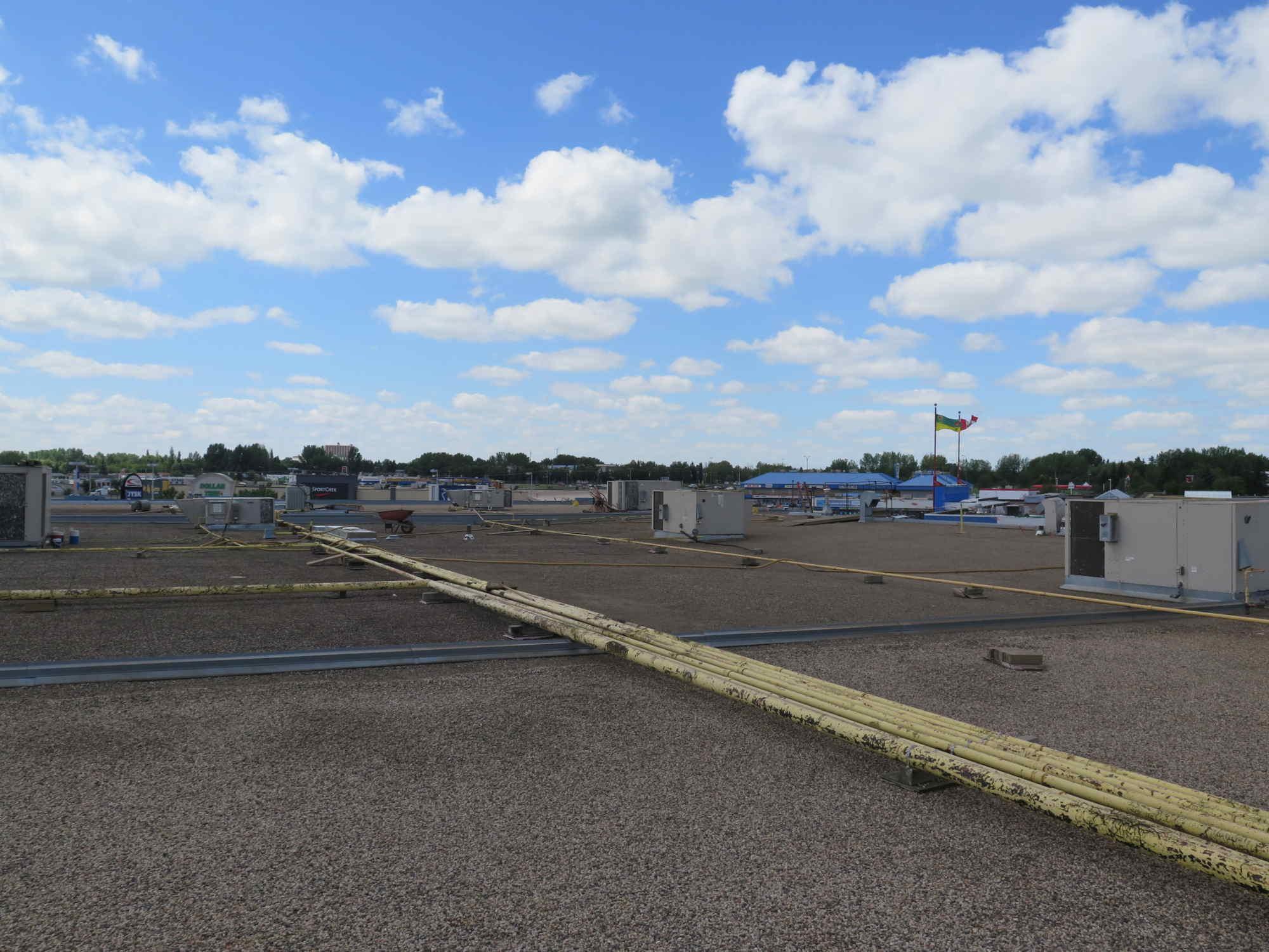 Commercial Roofing Saskatchewan - Western Urethane