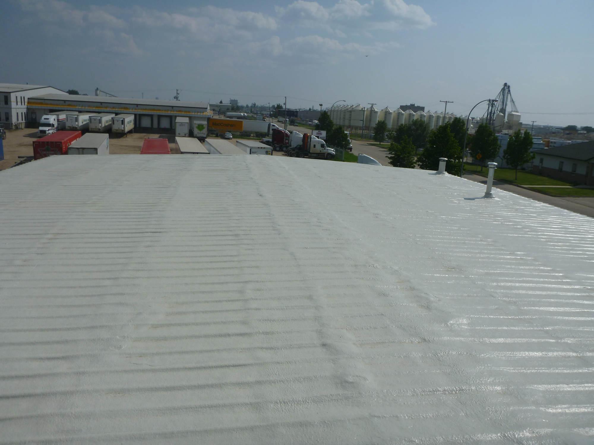 polyurethane foam roofing - Western Urethane